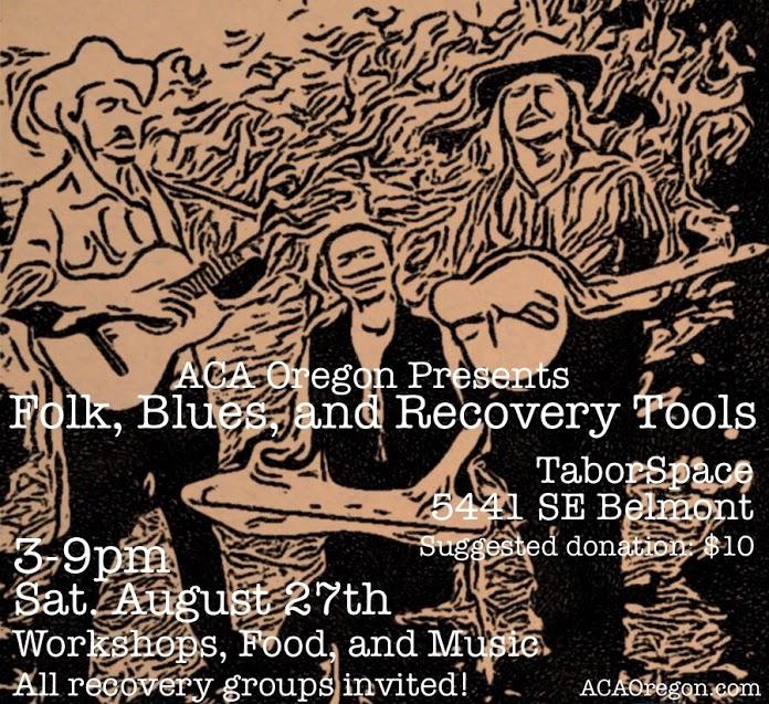 Folk Blues Recovery Tools