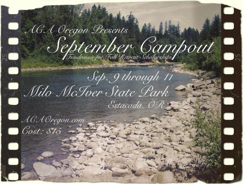 September Campout