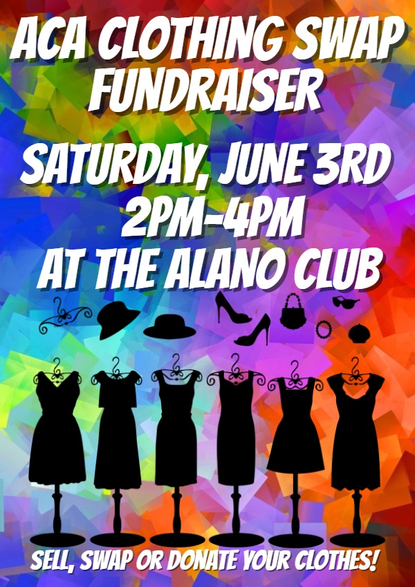 ACA Clothing Swap Fundraiser